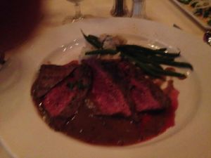 Muriel's flank steak