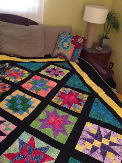 Quilts are made with love. Sweet dreams guaranteed!
