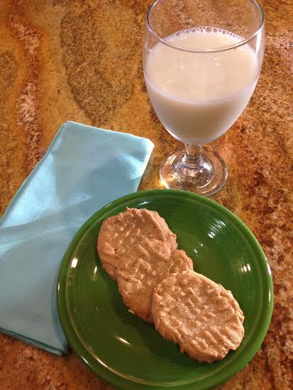 pnut cookies