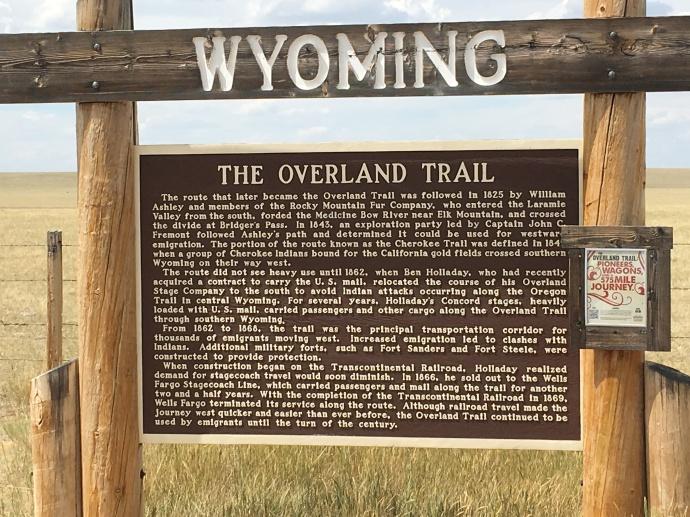 Overland Trail   Wander Woman
